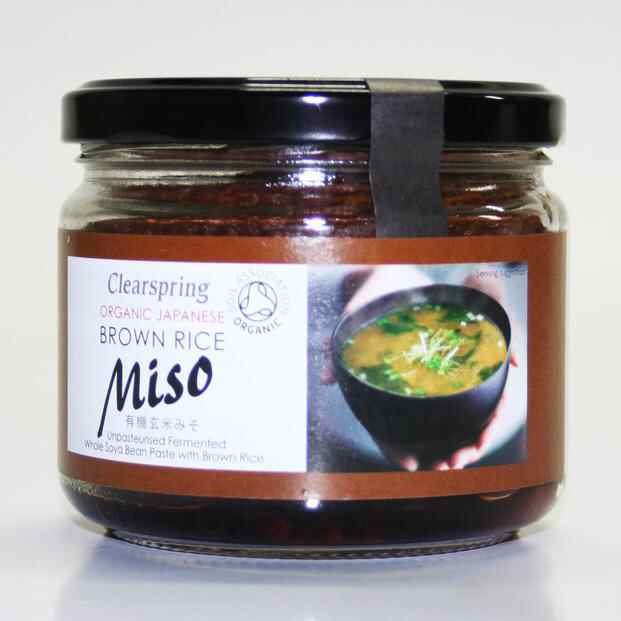 Clearspring Genmai Brown Rice Miso 300g