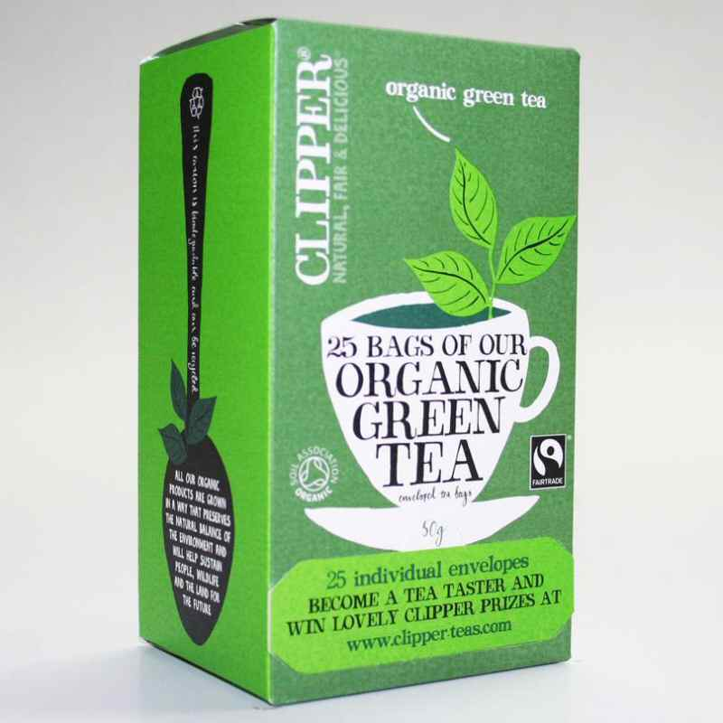 Clipper Green TeaTeabags x 25 bags