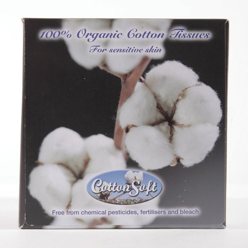 Cottonsoft Facial Tissues