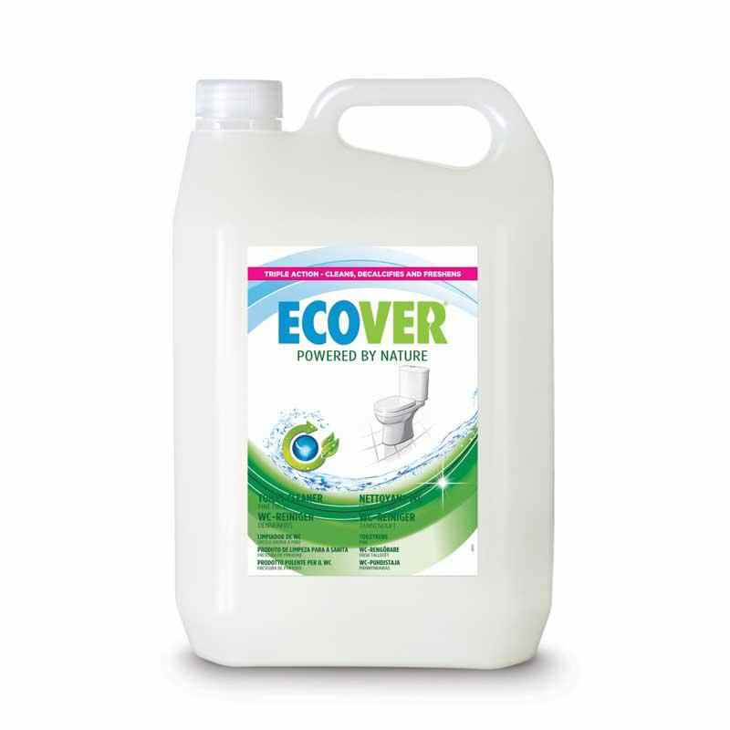 Ecover Toilet Cleaner 5L pre-order