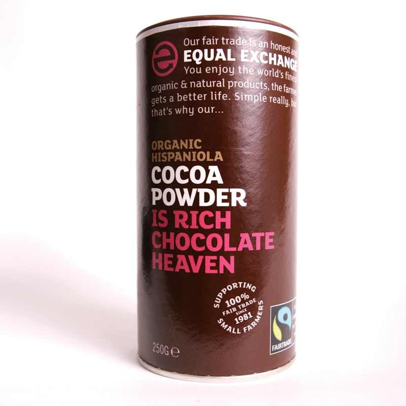 Equal Exchange Cocoa 250g