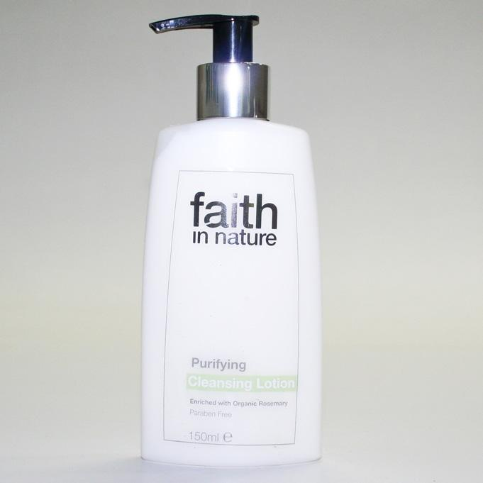 Faith in Nature Cleansing Lotion  150ml