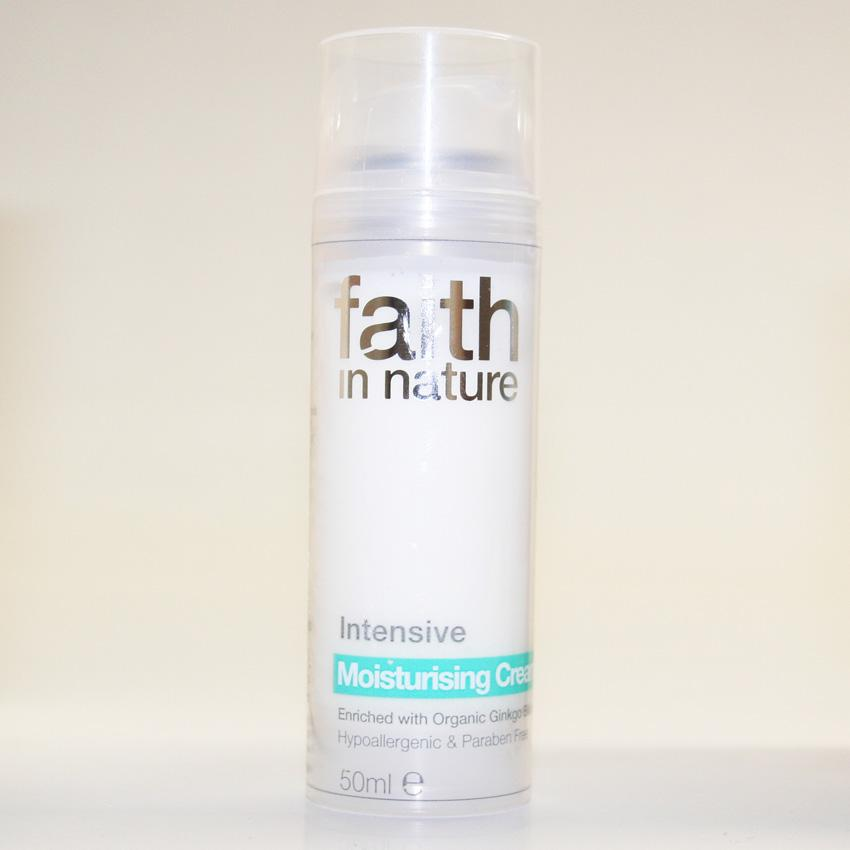 Faith in Nature Intense Moisturiser 50ml