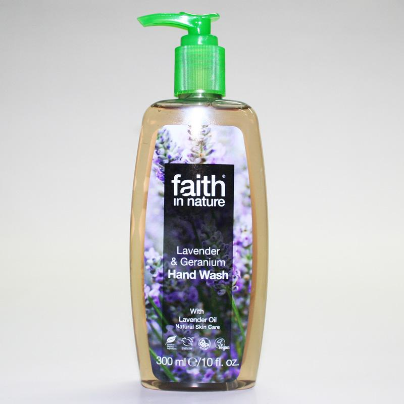 Faith in Nature Lavender & Geranium Hand Wash 200ml