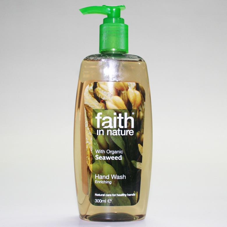 Faith in Nature Seaweed Liquid Handwash 400ml