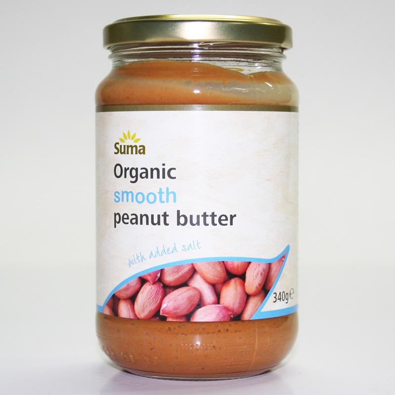 Suma Smooth Peanut Butter 340g