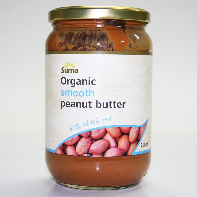 Suma Smooth Peanut Butter 700g
