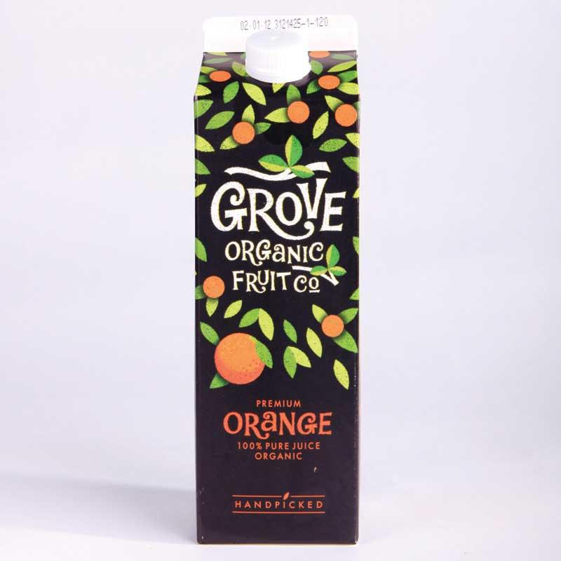 Grove Fresh Orange Juice 1 litre  Chilled
