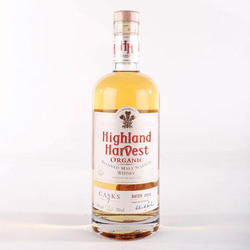 Highland Harvest Blended Malt Whiskey 70cl