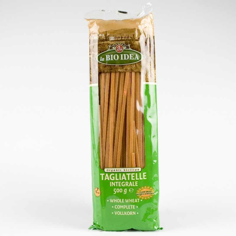 la Bio Idea Tagliatelli Wholewheat 500g