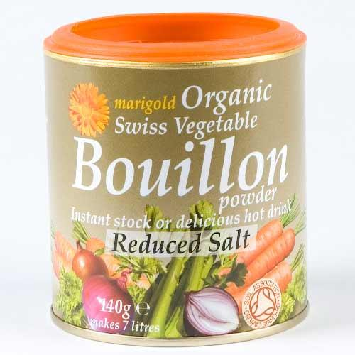 Marigold Low Salt Bouillon 150g