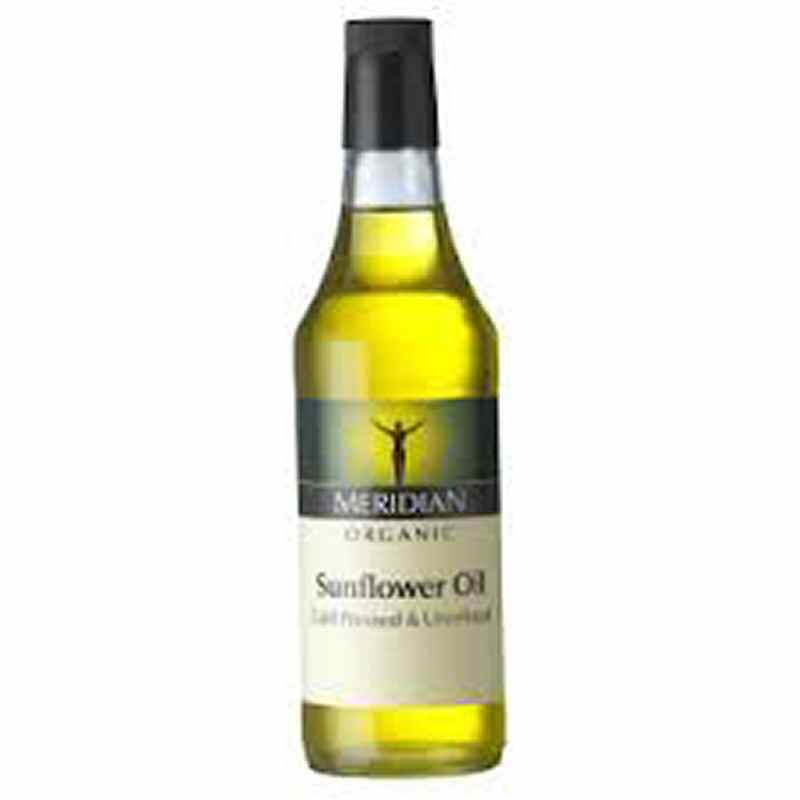 Meridian Sunflower Oil 500ml
