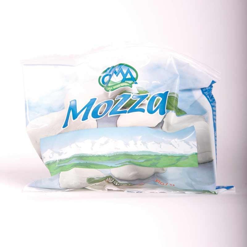 Mozza Mozzarella 125g	- Please pre-order