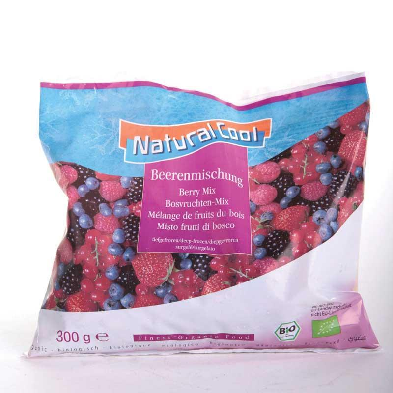 Natural Cool Frozen Mixed Berries