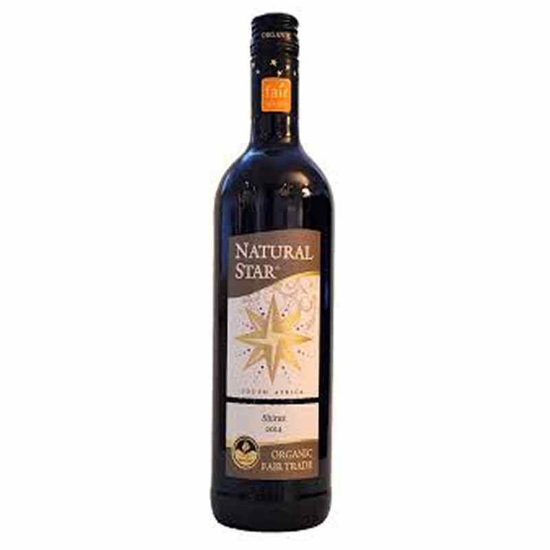 Natural Star Shiraz