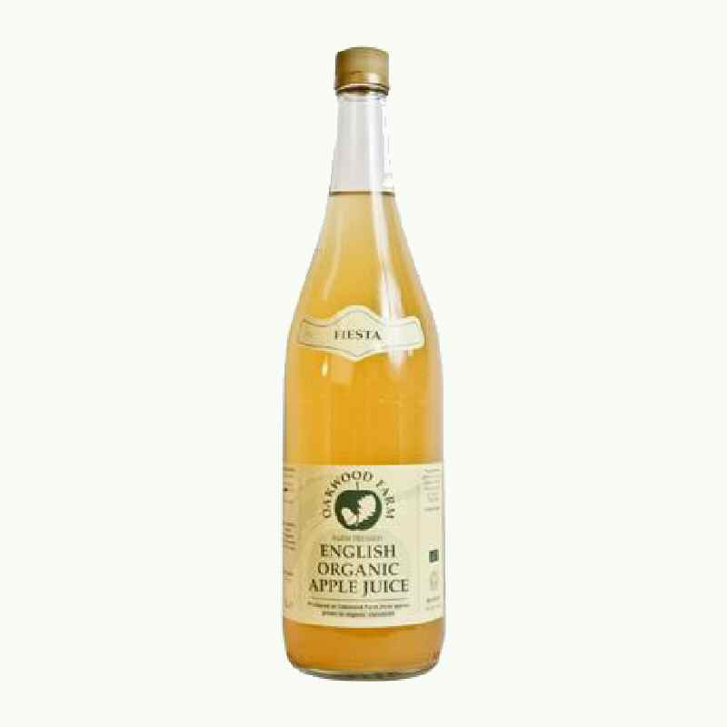Oakwood Apple Juice 1 litre