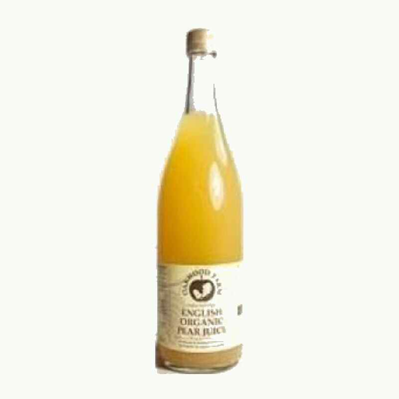 Oakwood Pear Juice 1 litre