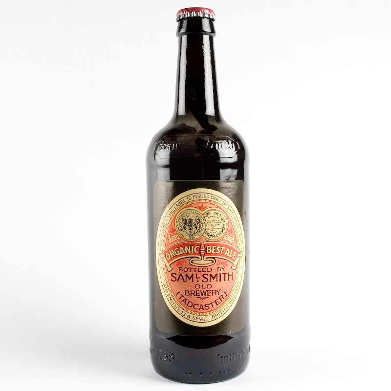 Sam Smiths Organic Pale Ale  550ml