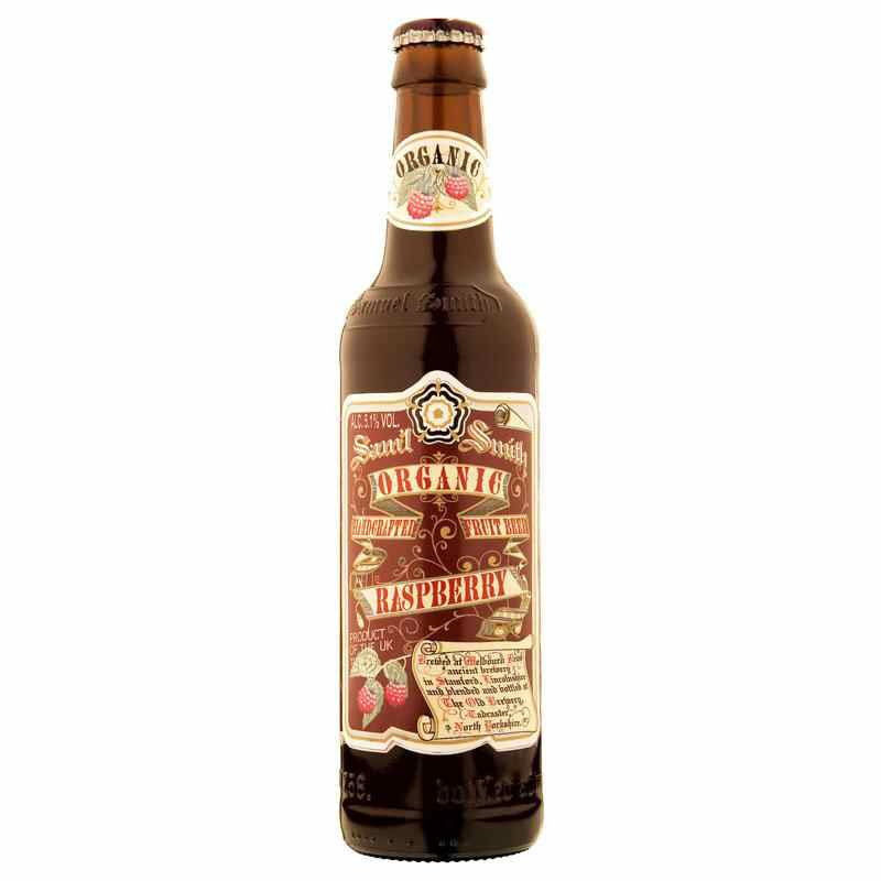 Sam Smiths Raspberry Beer  355ml