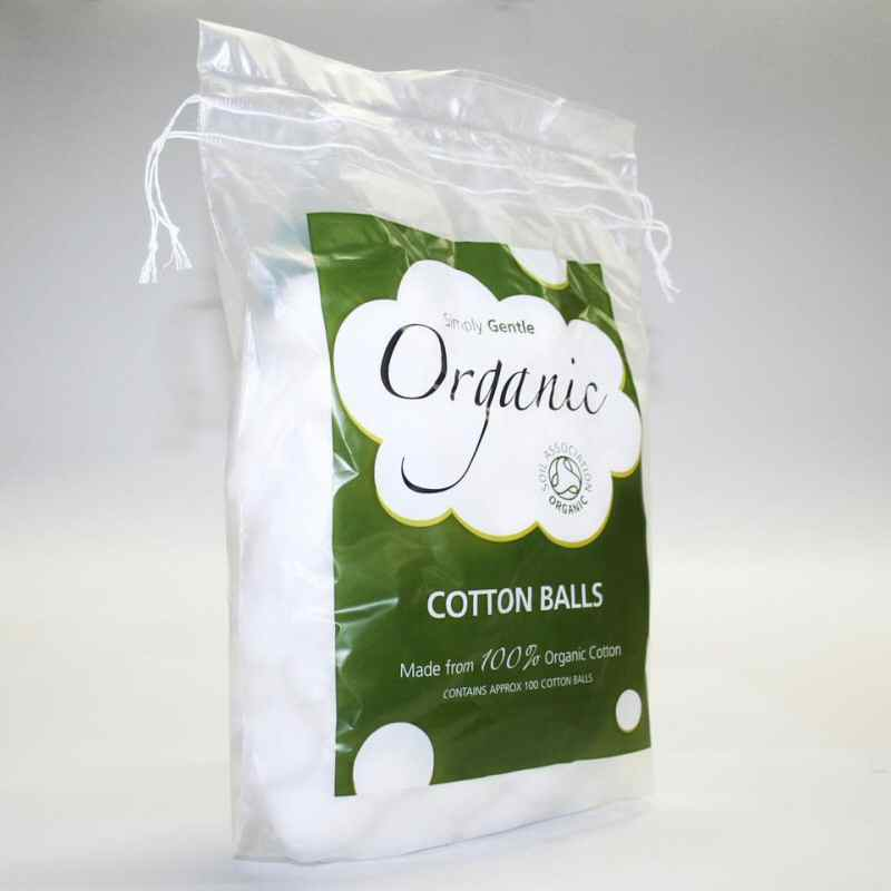 Simply Gentle Cotton Wool Balls x 100