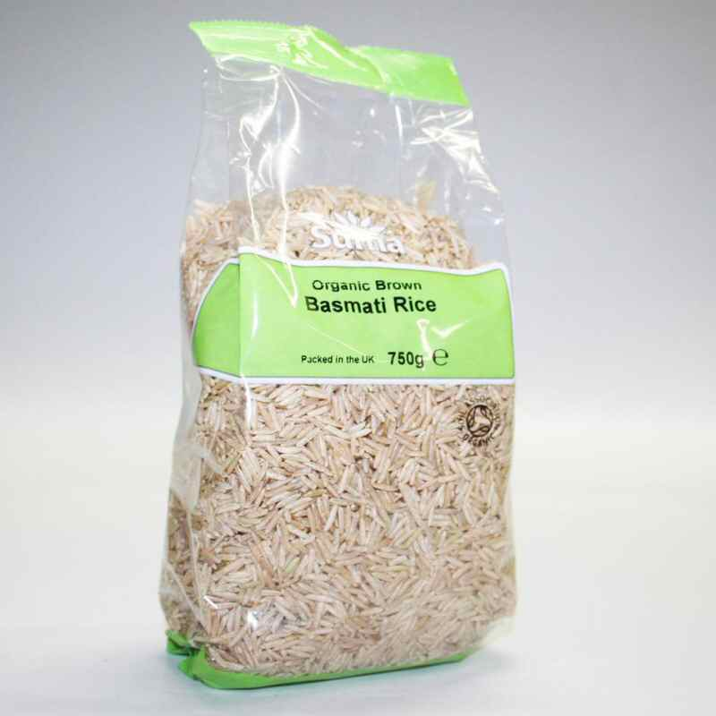 Basmati Brown Rice 750g