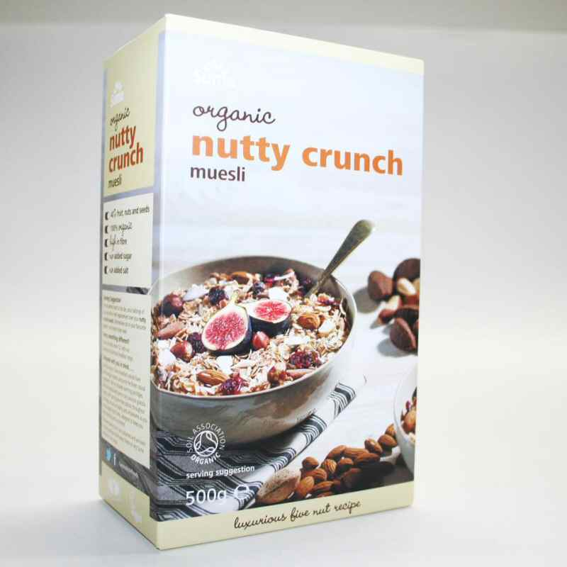Suma Nutty Crunch Muesli 500g