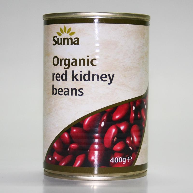 Suma Red Kidney Beans 425g