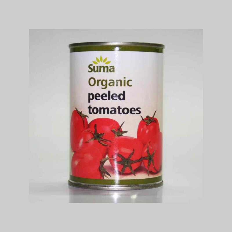 Suma Whole Tomatoes Case  12 x 400g