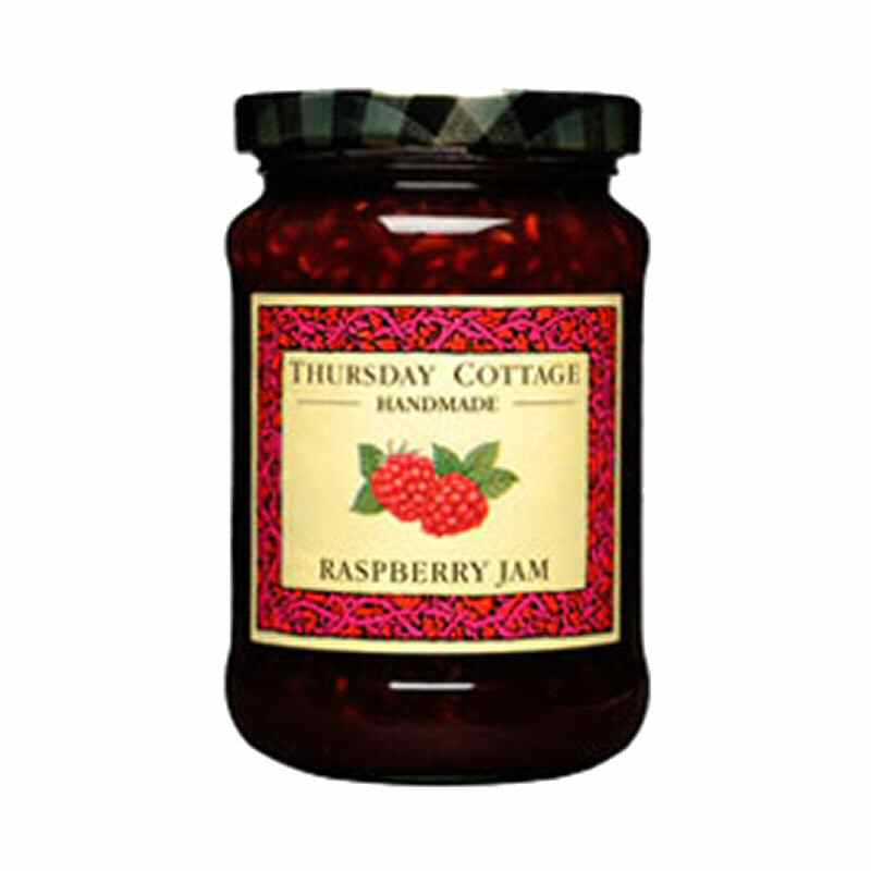 Thursday Cottage Raspberry Jam 340g