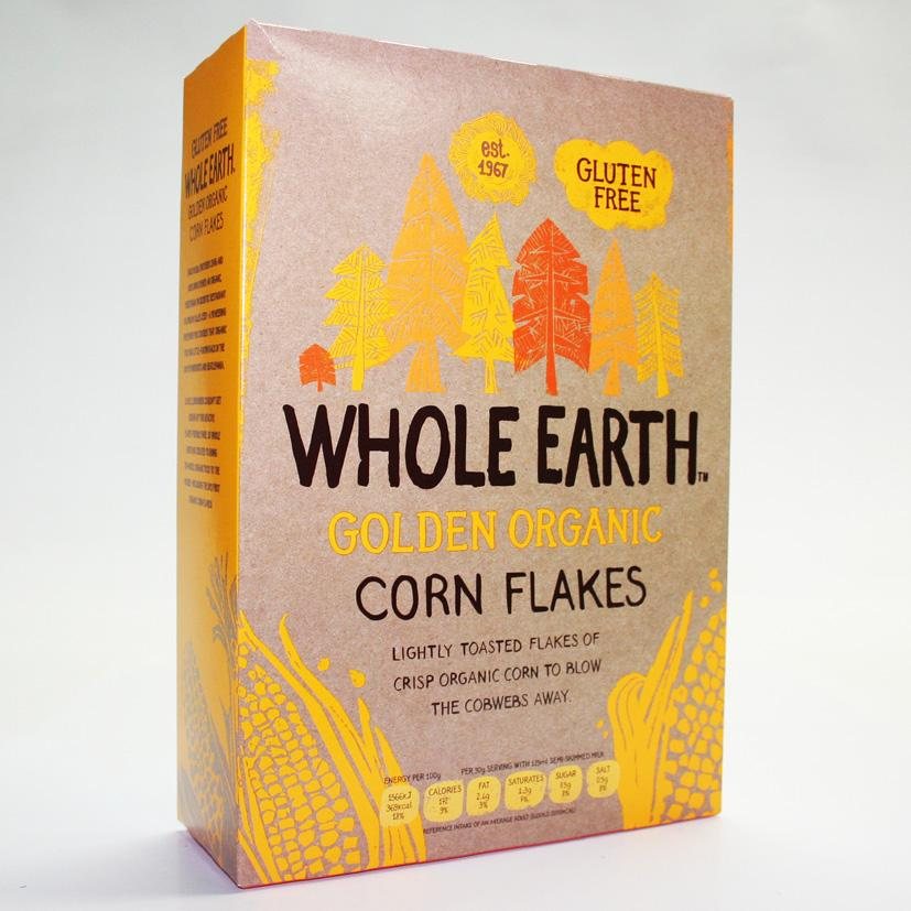 Whole Earth Cornflakes 375g