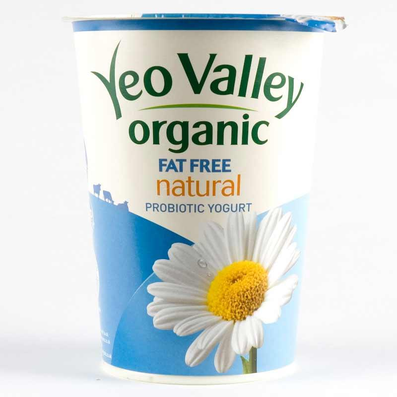 Yeo Valley Fat Free Yoghurt 500g (must pre-order week before delivery)