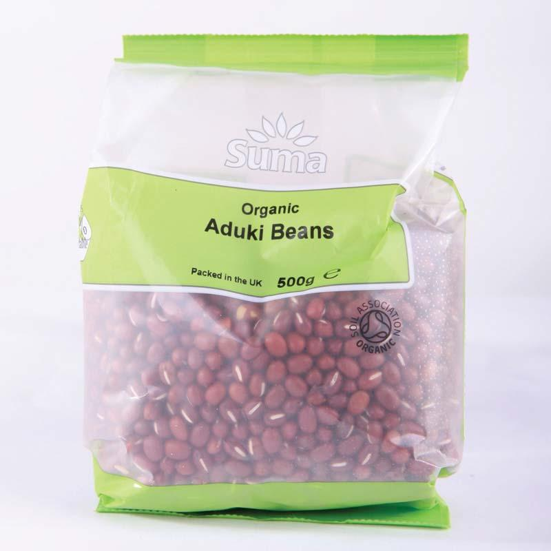 Aduki Beans Dried loose 500g
