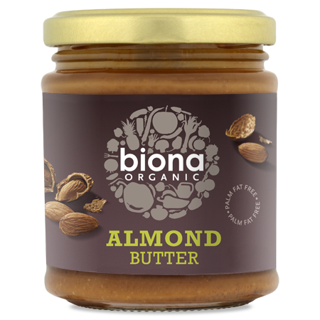Biona coconut almond butter 170g