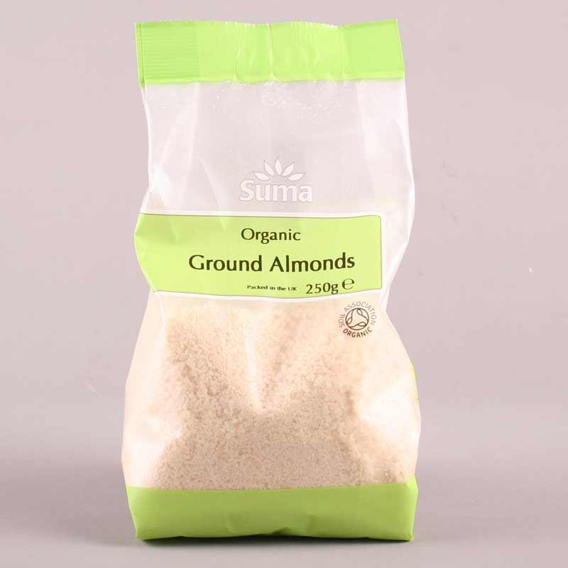 Almonds Ground 250g