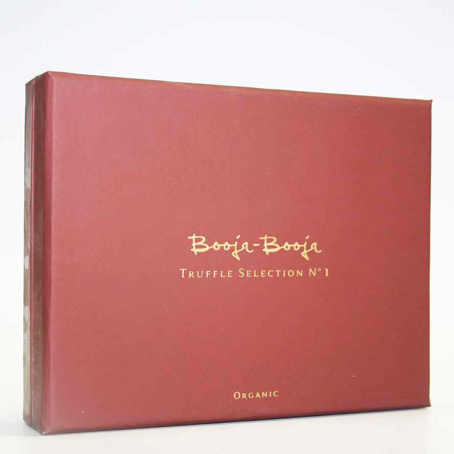 Booja Booja Truffle Selection Gift Box No 1 (with alcohol)138g
