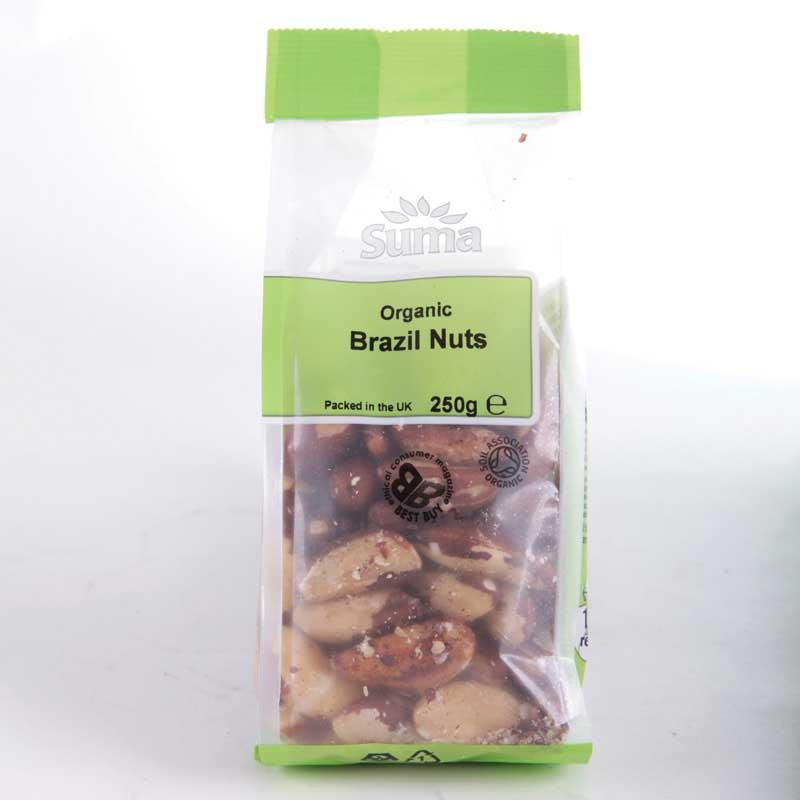 Brazil Nuts 125g own bagged