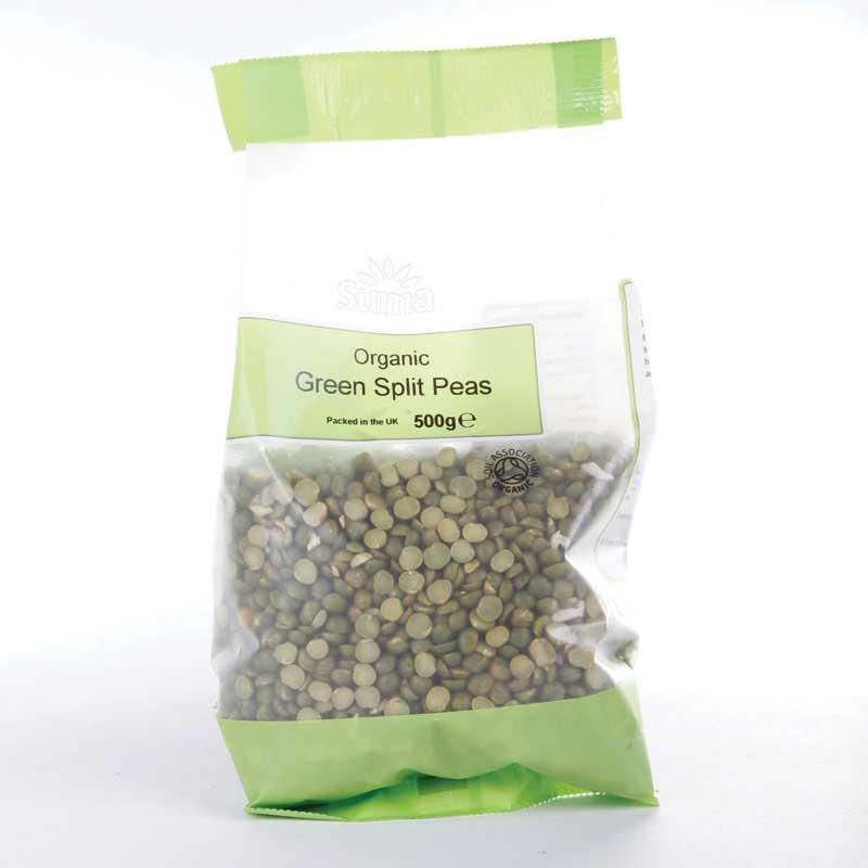 Green Split Peas 500g