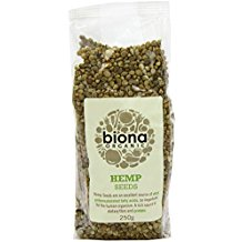 Biona Hemp seeds 250g