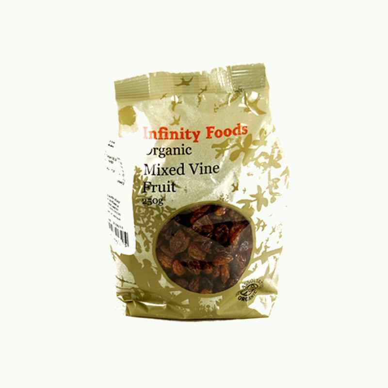 Mixed Vine Fruits 500g