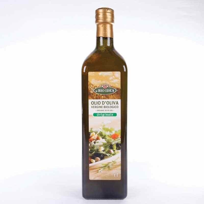 la Bio Idea Italian Organic Virgin Olive Oil  1L