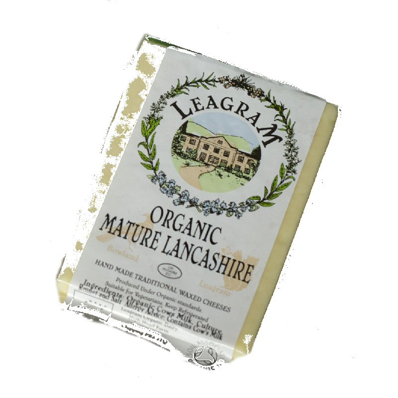 Leagrams Mature Lancashire Wedge - Please pre-order