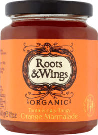 Roots & Wings Seville Marmalade 340g
