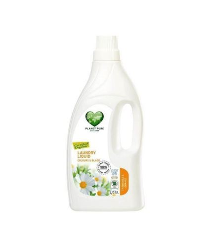 Pure Planet Laundry Liquid colours & Black 1.55L