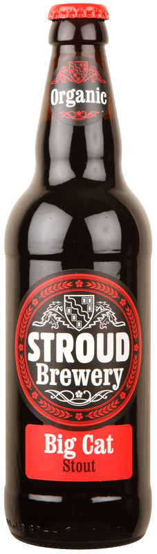 Stroud Big Cat Stout 50cl