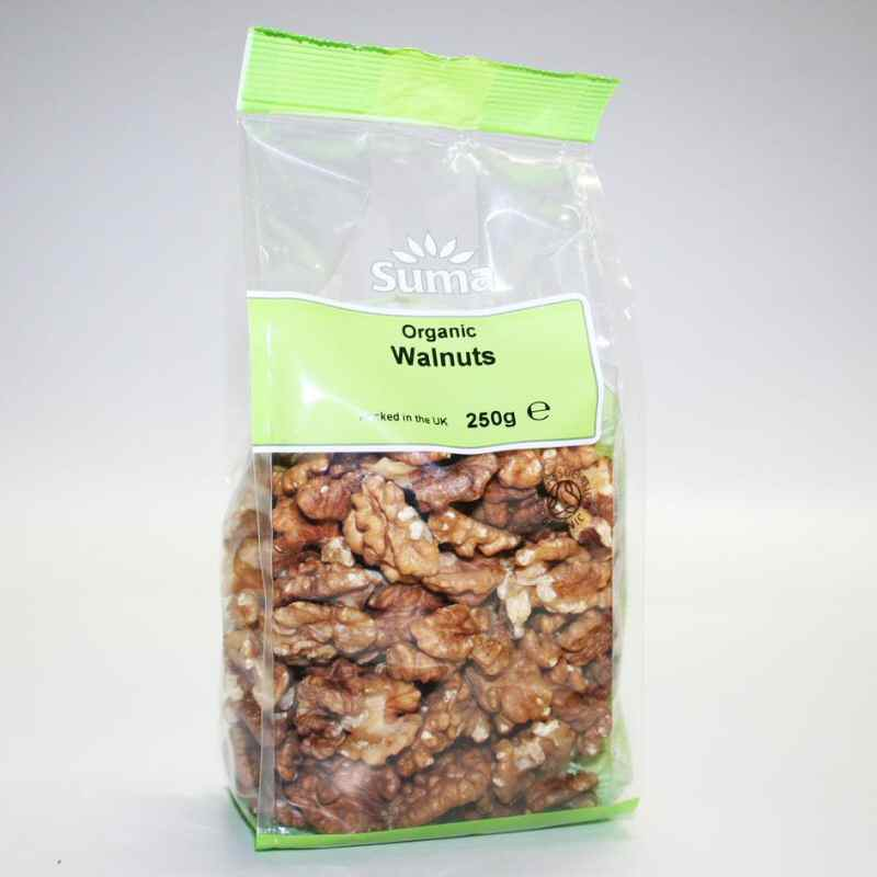 Walnut Halves 250g