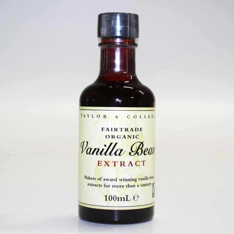 Taylor & Colledge Vanilla Extract 100ml