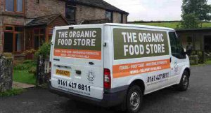 Organic Food Delivery Scheme