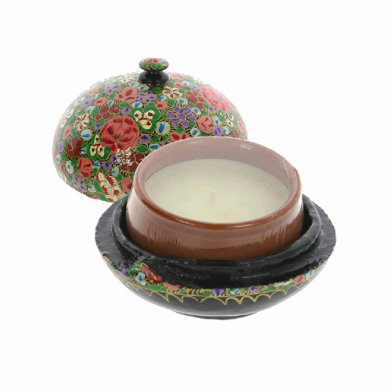 Prashana Candle in Pot
