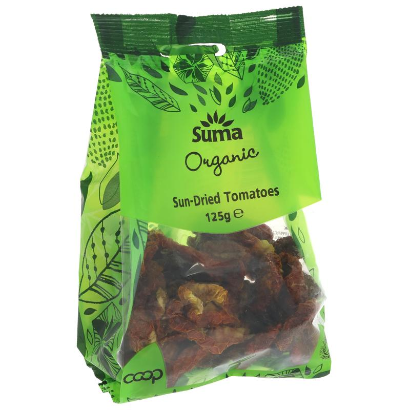 Sundried tomatoes Loose 125g