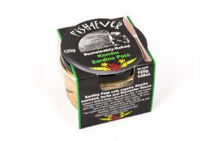Fish 4 Ever Sardine Pate with Kombu 120g